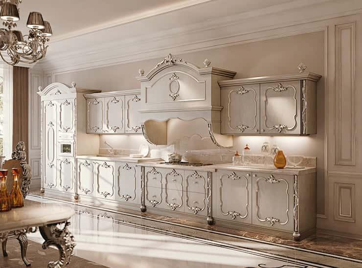 Andrea Fanfani - Cucine classiche di lusso - collezione Opera