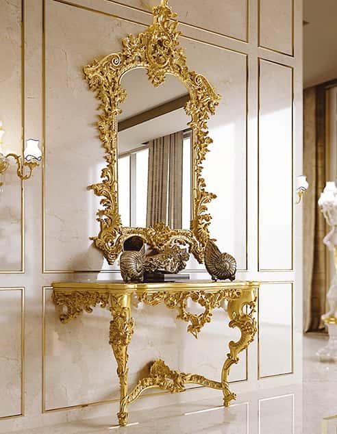 Arredamenti in stile andrea fanfani for Arredamento hotel lusso