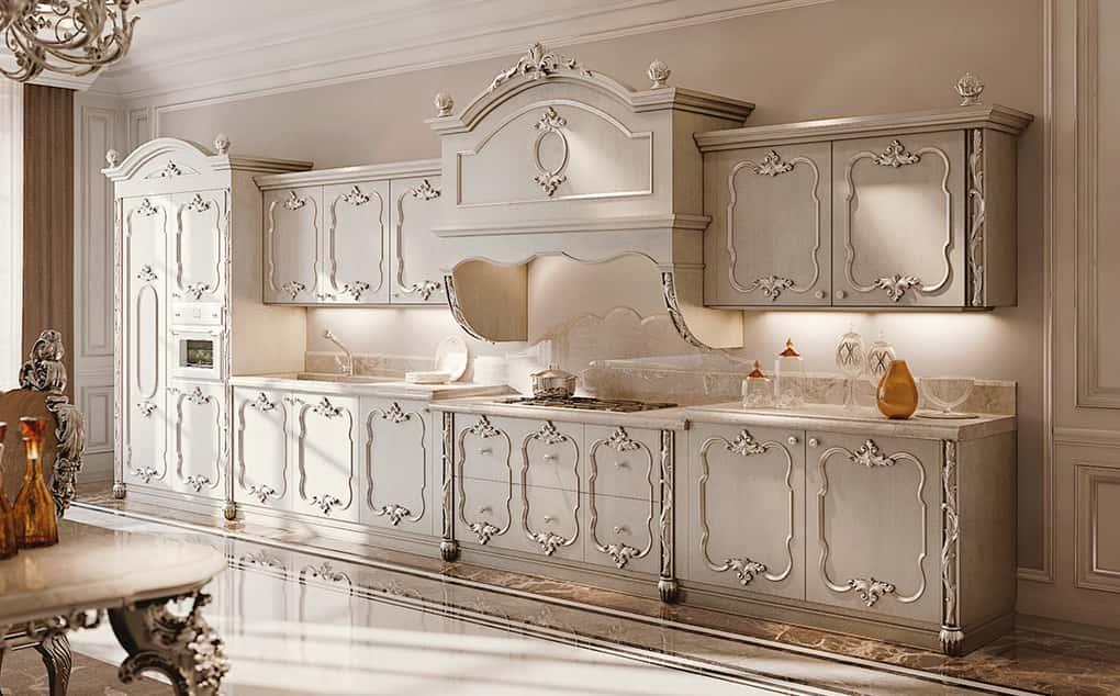 Cucine di lusso di andrea fanfani - Cucina di lusso ...