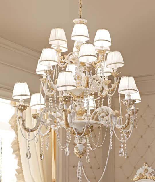 Lampadari barocco   Andrea Fanfani -> Lampadari Cucina Stile Tiffany
