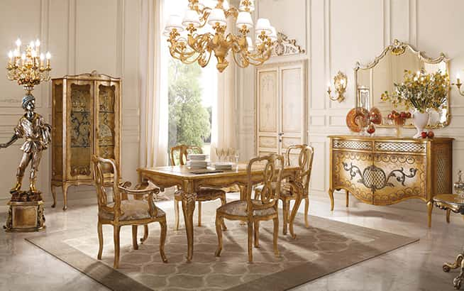 mobili barocchi andrea fanfani