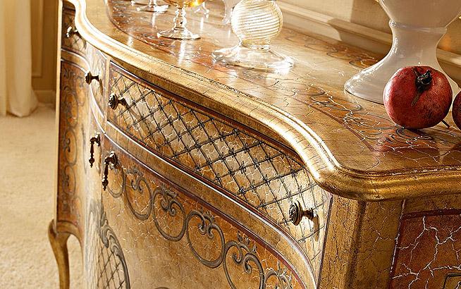 mobili stile fiorentino : ... mobili decorati a mano credenza mobili decorati a mano como mobili