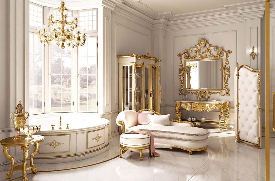 Mobili di lusso andrea fanfani for Arredamenti per hotel di lusso