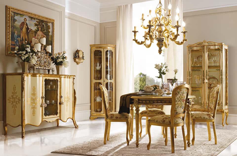 mobili stile fiorentino : Mobili in stile Fiorentino e in stile Veneziano