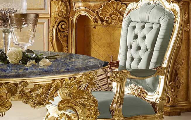Sedie in stile - Andrea Fanfani